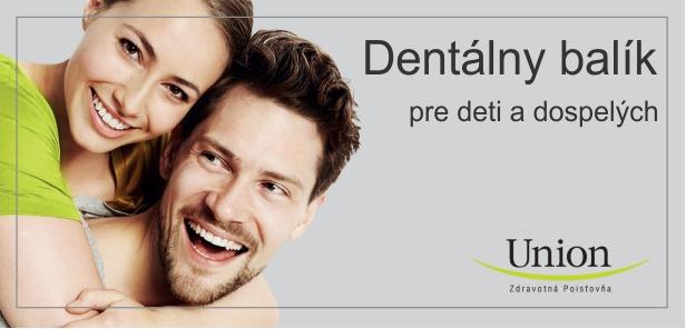 ZP Union a jeho Dentálny balík