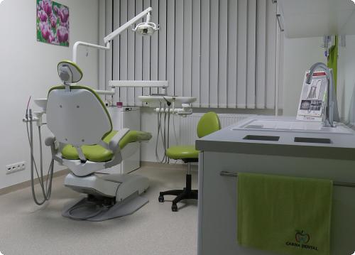 Ambulancie dentálnej hygieny v CARNA Dental
