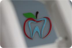 CARNA Dental logo 3D